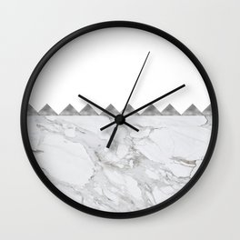 Adoring Grey Wall Clock