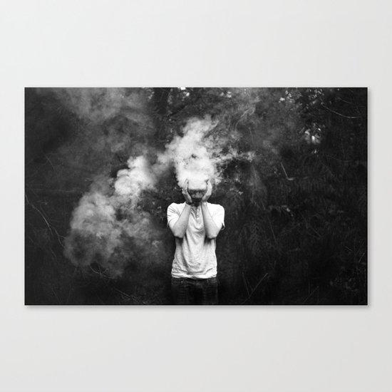 Morphine Canvas Print