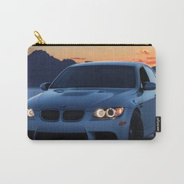 BMW M3 on Salt Flats Carry-All Pouch