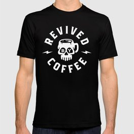 Revived By Coffee T-shirt