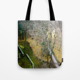 Demeter's Left Her Work, Wellesley College Tote Bag