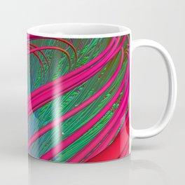 Fibers Crossing Coffee Mug