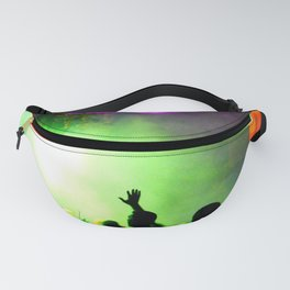 Reaching for the Light - Opus1 Fanny Pack