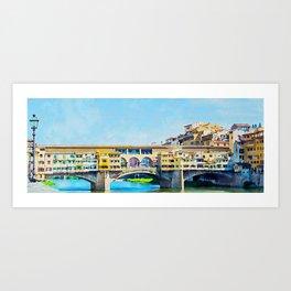 Florence, Italy Art Print