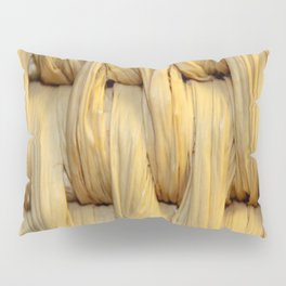 Basket Weave Texture (1) Pillow Sham