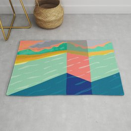 Don't Stop My Summer Rug