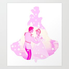 So This is What Makes Life Divine Art Print