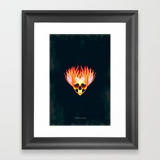 CUPID 048 Framed Art Print