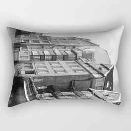 Nikolaifleet Hamburg Rectangular Pillow