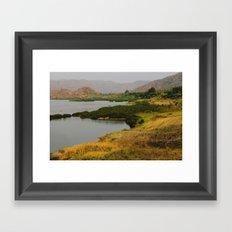 Beautiful India Framed Art Print