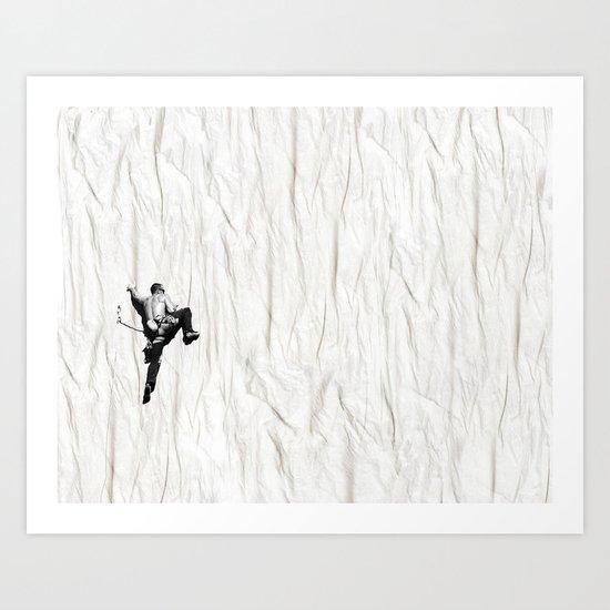 Climbing a Wrinkle by amandaroyale