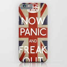 NOW PANIC AND FREAK OUT iPhone 6s Slim Case