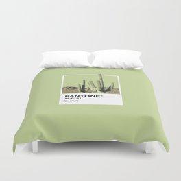Pantone Series – Cactus Duvet Cover