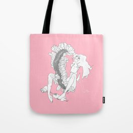 Fasciation I Tote Bag