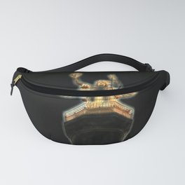 """Victory Column             """" Dark Matter no.two """" Fanny Pack"""