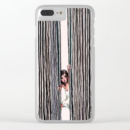 Parallel Dimensions Clear iPhone Case