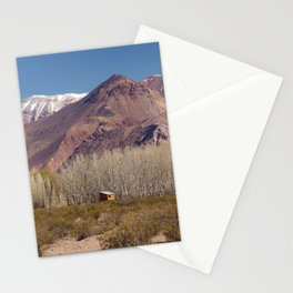 The hut Stationery Cards