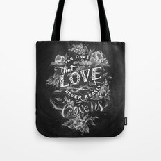 Harry Potter - The Ones That Love Us Tote Bag