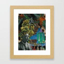 'po thead' Framed Art Print