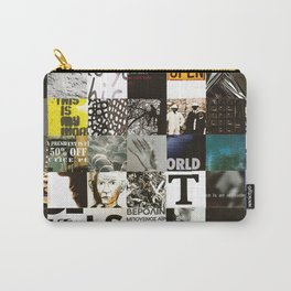 SOUL_Collage Carry-All Pouch
