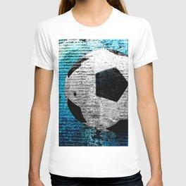 Soccer print variant 2 T-shirt