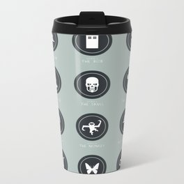 The Twelve Branches of the P.A.R.A.D.O.X. Agency Metal Travel Mug
