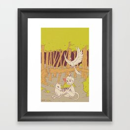 Caelum and the Lost Ones Framed Art Print