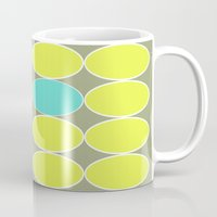 dot Mugs featuring dot. by Bethany Mallick