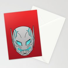 Ultrons Backup  Stationery Cards