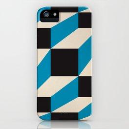 fuzzy gestalt 02 iPhone Case