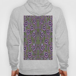 Jungle fantasy flowers climbing to be in freedom Hoody