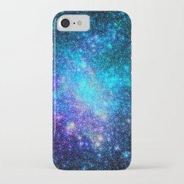 Magical Nebula Universe iPhone Case