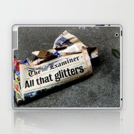 All That Glittered Laptop & iPad Skin