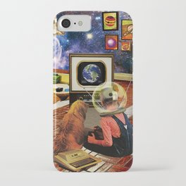 Life on Mars iPhone Case