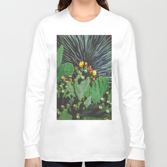 Wild Blooms Long Sleeve T-shirt