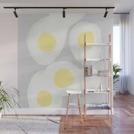 Egg / poster, art print, pictures, scandinavian, nursery, deco, saying, christmas, sarcasm, eg Wall Mural