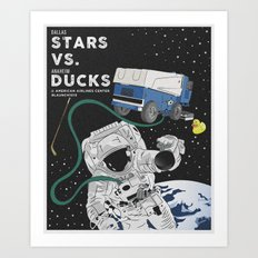 Launch #1013 Art Print
