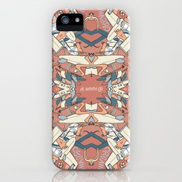 Hand Crafted 100% iPhone Case