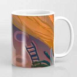Ancestral Memories, Caves Coffee Mug