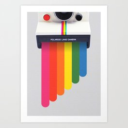 OneStep Art Print