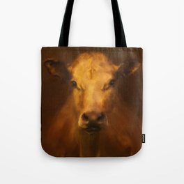 Cow 20 Tote Bag