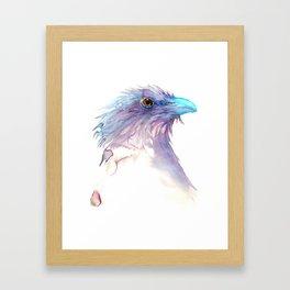 BIRD#15 Framed Art Print