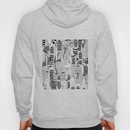 Grand Finale - Black & White Hoody