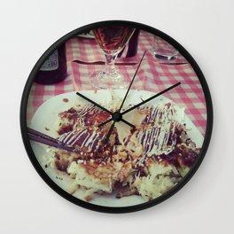 Okonomiyaki Wall Clock