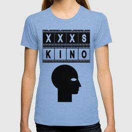 XXXS KINO HEAD FILMSTRIP T-shirt