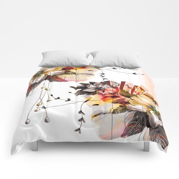 Double Vision 2 Comforters