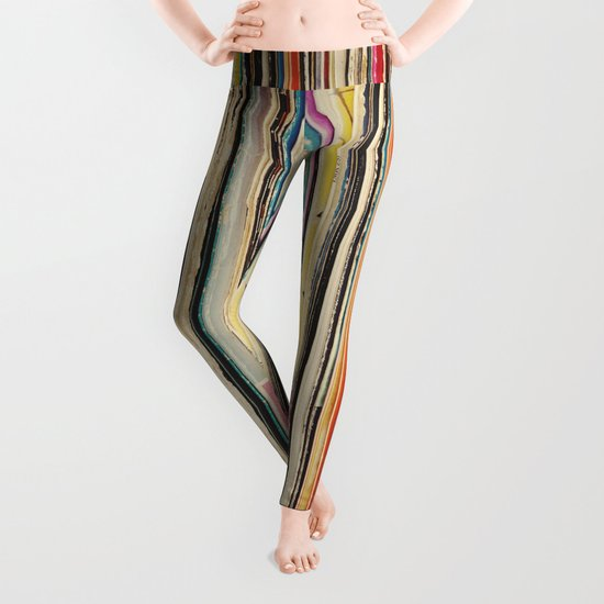 Record Collection Leggings