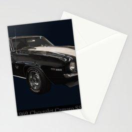 1969 Chevy Camaro Ss Stationery Cards