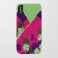 watermelon iPhone & iPod Cases featuring Watermelon  by SensualPatterns