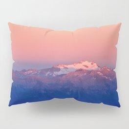 Hochalmspitz in Morningsun Pillow Sham
